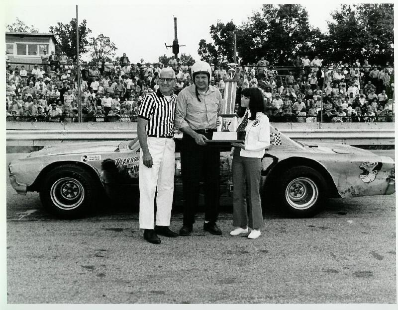 Illiana Motor Speedway Photo Scrapbook 2
